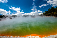 Champagne Pool, Wai-O-Tapu, New Zealand