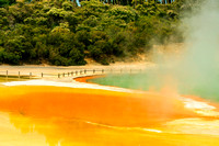 Oyster Pool, Wai-O-Tapu, New Zealand