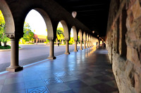 Stanford University campus, California