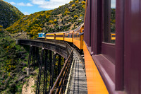 Taieri Gorge, Dunedin, New Zealand