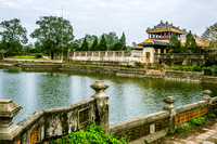 Royal Palace, Hue, Vietnam