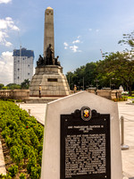 Independent of Monument in Manila, Philippines