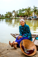 Women in Vietnam, Hoi An, Vietnam