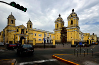 Church and Convent of San Francisco, Lima, Peru